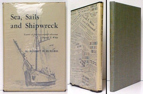 Image for Sea, Sails and Shipwreck. US in dj