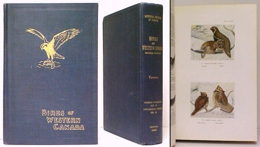Image for Birds of Western Canada. 2nd ed. cloth