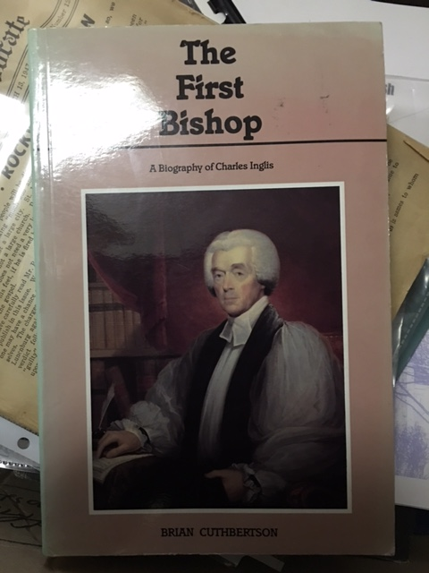 Image for First Bishop : A Biography of Charles Inglis. First Edition