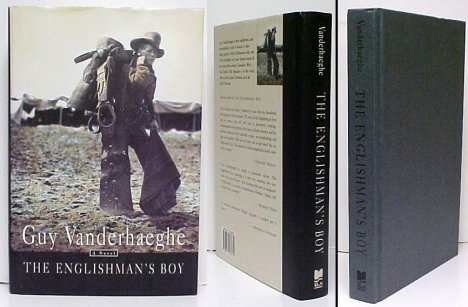 Image for Englishman's Boy. First Edition in dustjacket.