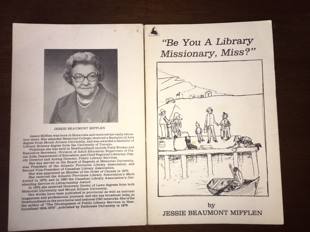 Image for Be You a Library Missionary, Miss?. First Edition, Signed