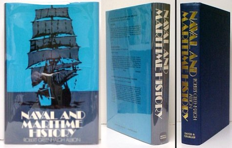 Image for Naval and Maritime History : An Annotated Bibliography.  Fourth Edition in dustjacket.