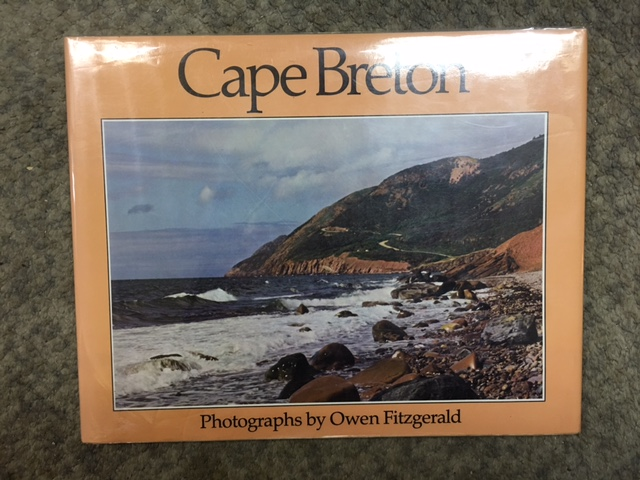 Image for Cape Breton  Photographs by Owen Fitzgerald.  First Edition in dustjacket