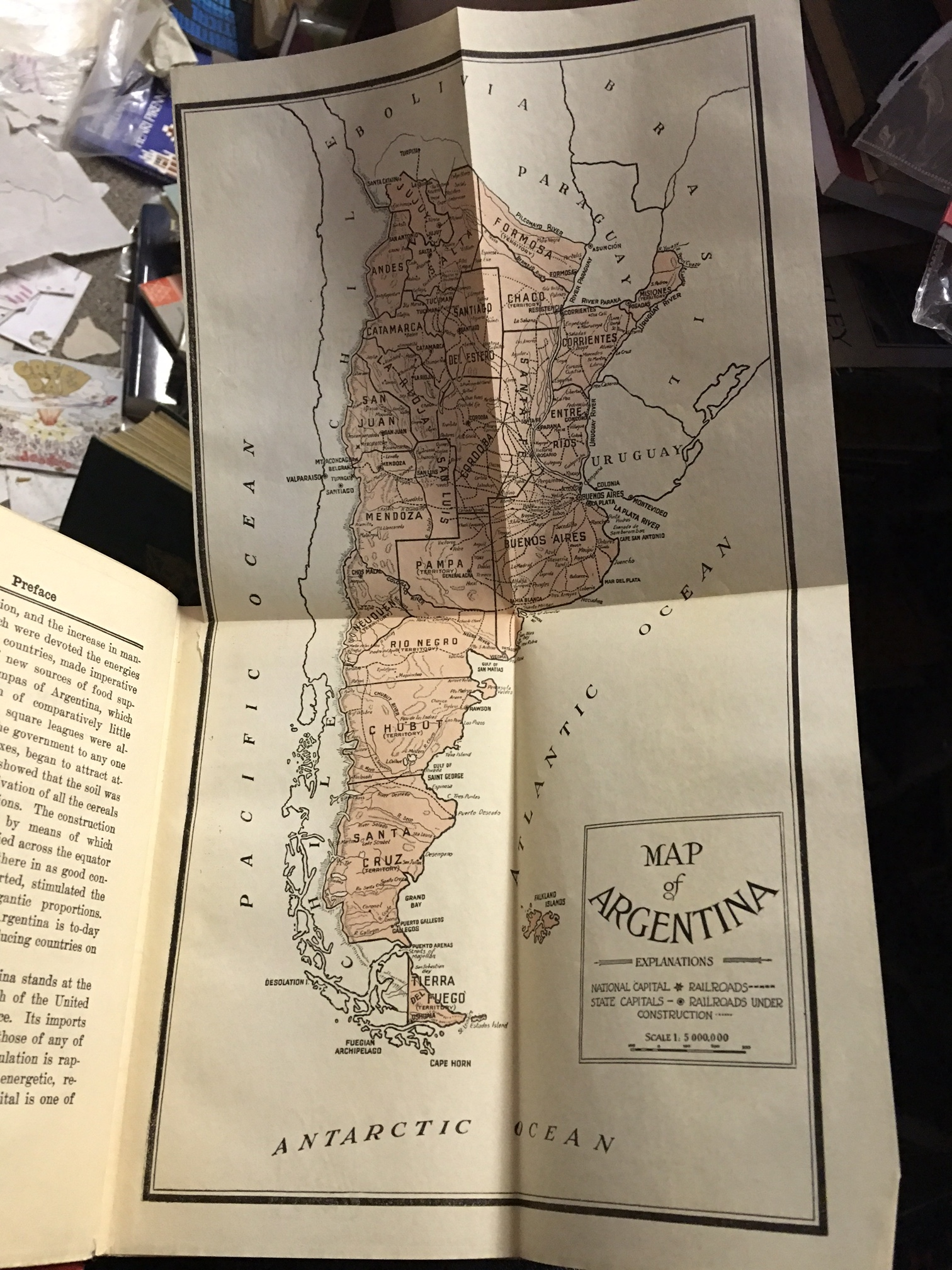 Image for Argentina and Her People of To-Day : An Account of the Customs, Chracteristics, Amusements, History and Advancement of the Argentinians, and the Development and Resources of Their Country.  First Edition