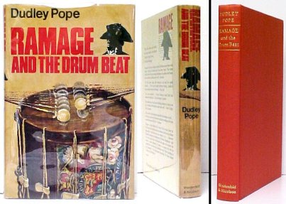 Image for Ramage and the Drum Beat. 1st UK in dj