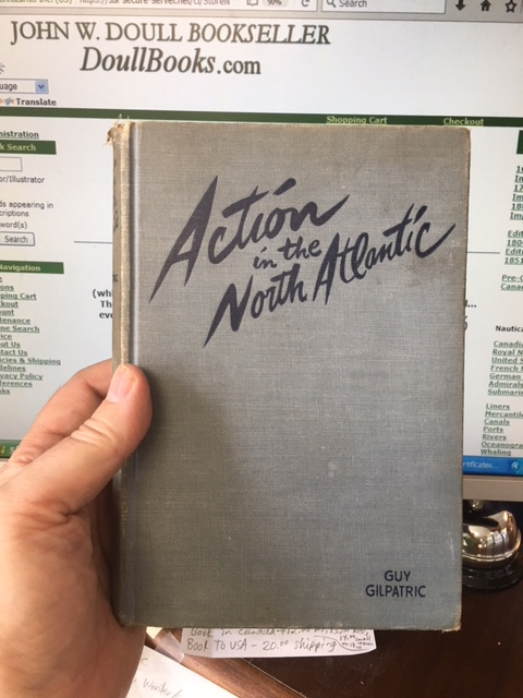 Image for Action in the North Atlantic.   First Edition