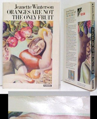 Image for Oranges Are Not The Only Fruit. 1st UK card covers