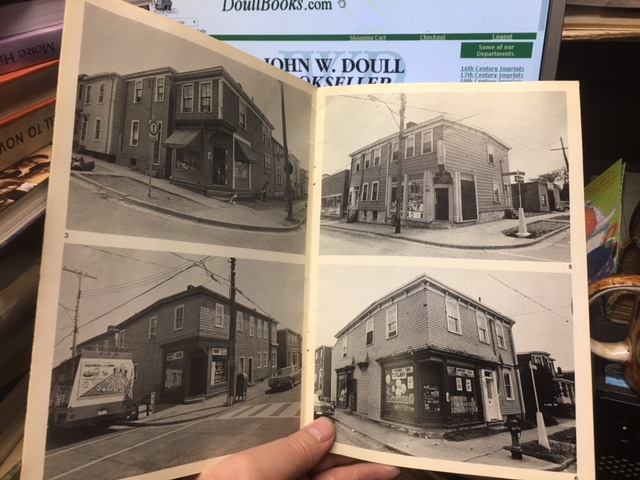 Image for 36 Halifax Corner Grocery Stores : an exhibition and publication produced by the Anna Leonowens Gallery
