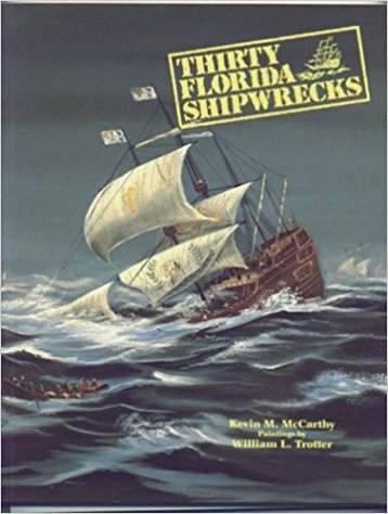 Image for Thirty Florida Shipwrecks.  First Edition