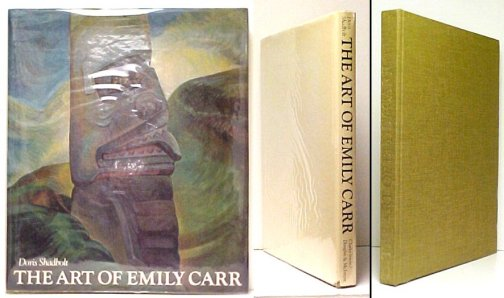 Image for Art of Emily Carr. in dj