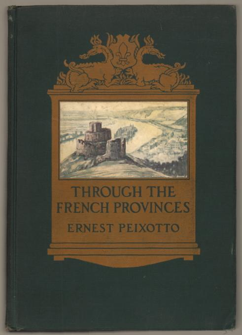 Image for Through the French Provinces.   First Edition