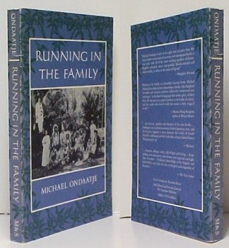Image for Running in the Family. 1st Cdn pbk