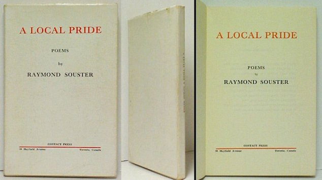 Image for Local Pride. First Edition, .card covers in dustjacket