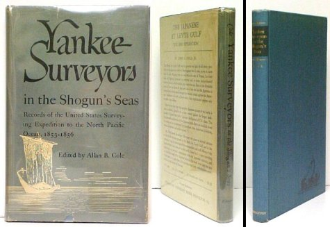 Image for Yankee Surveyors in the Shogun's Seas.  in dj.