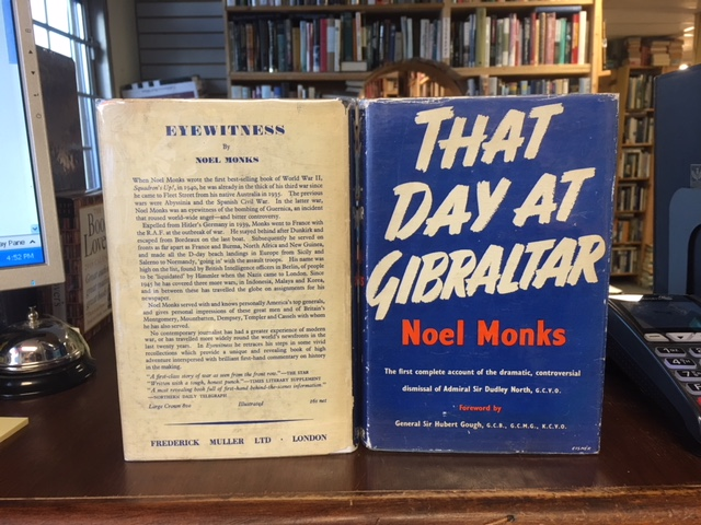 Image for That Day at Gibraltar.  First Edition in dustjacket