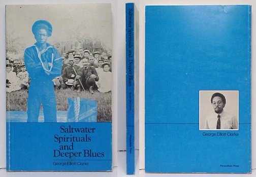 Image for Saltwater Spirituals and Deeper Blues. 1st pr.