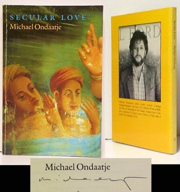 Image for Secular Love. 1st pbk. signed