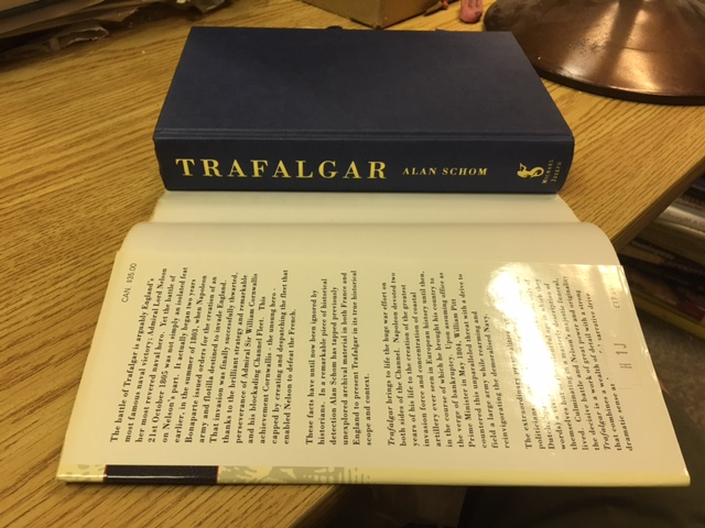 Image for Trafalgar  : Countdown to Battle 1803-1805. First British Edition in dustjacket.