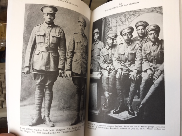 Image for Black Battalion, 1916-1920 : Canada's Best Kept Military Secret.  First Edition