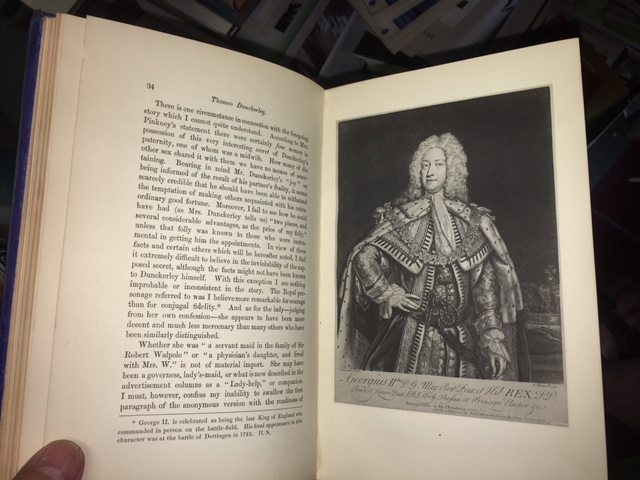 Image for Thomas Dunckerley.  First Edition