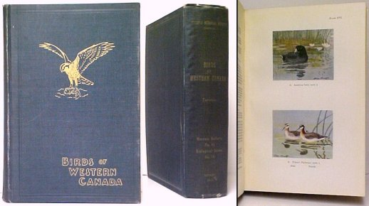 Image for Birds of Western Canada. 1st ed. cloth
