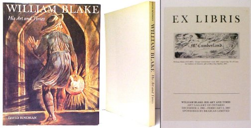 Image for William Blake : His Art and Times.  pbk