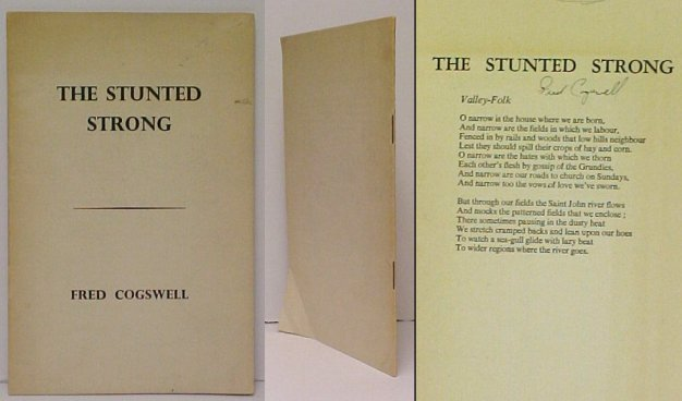 Image for Stunted Strong. First Edition, Signed