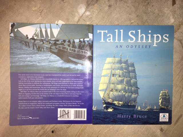 Image for Tall Ships : An Odyssey. First Edition
