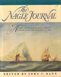 Image for Nagle Journal : A Diary of the Life of Jacob Nagle, Sailor, from the Year 1775 to 1841. First Edition in dustjacket