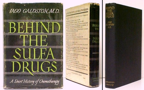 Image for Behind the Sulfa Drugs: A Short History of Chemotherapy.  in dj.