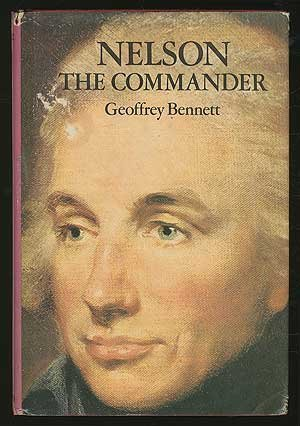 Image for Nelson The Commander. Book Club Edition in dustjacket