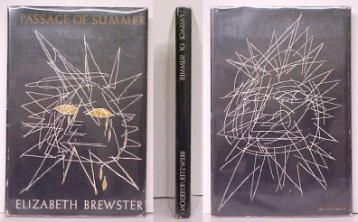 Image for Passage of Summer : Selected Poems..  signed in dj.
