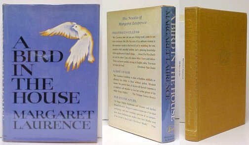 Image for A Bird in the House: Stories. First Canadian Edition in dustjacket