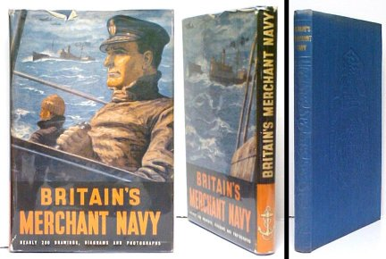 Image for Britain's Merchant Navy.  in dj