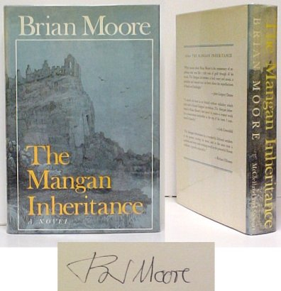 Image for Mangan Inheritance. First Canadian Edition in dustjacket, Signed