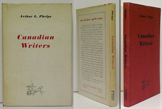 Image for Canadian Writers. in dj