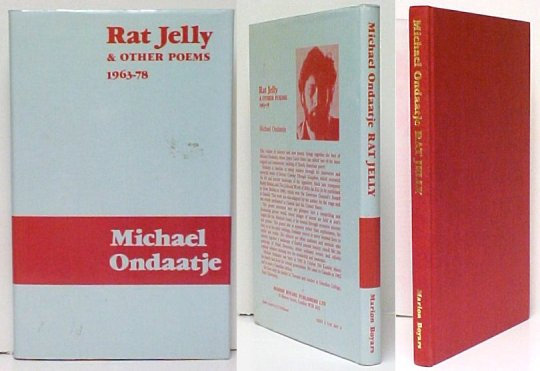 Image for Rat Jelly and Other Poems 1963-78. 1st in dj
