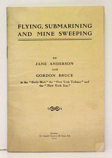 Image for Flying, Submarining and Mine Sweeping