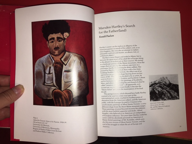 Image for Marsden Hartley and Nova Scotia.  First Edition