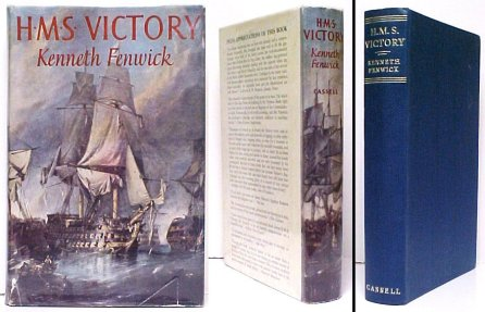 Image for H.M.S. Victory.  2nd UK, in dj.