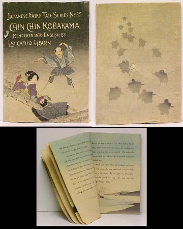 Image for Chin Chin Kobakama  Rendered into English by Lafcadio Hearn. Japanese FairyTale Series No.25.
