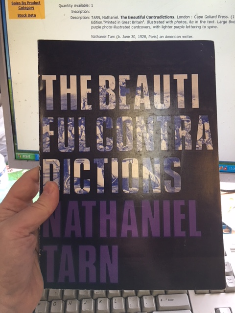 Image for The Beautiful Contradictions. First Edition, Paperback