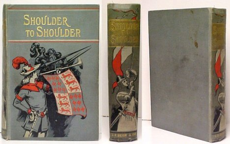 Image for Shoulder to Shoulder : A Story of the Stirring Times of Old