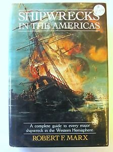 Image for Shipwrecks in the Americas.  Bonanza hardcover in dustjacket