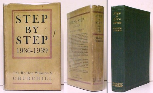 Image for Step by Step 1936-1939.   2nd imp. in dj