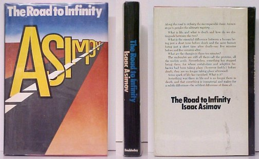 Image for Road to Infinity. First Edition in dustjacket