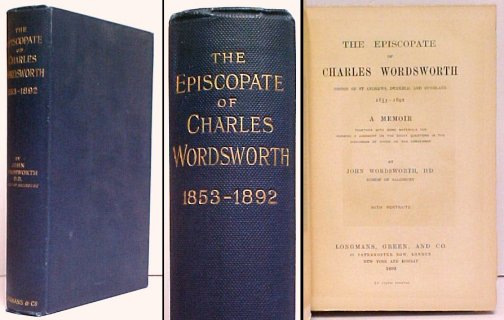 Image for Episcopate of Charles Wordsworth