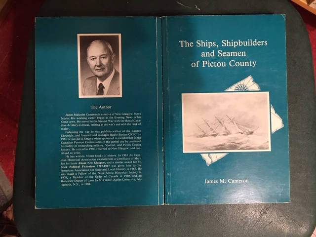 Image for The Ships, Shipbuilders and Seamen of Pictou County. First Edition