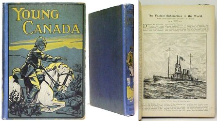 Image for Young Canada : An Illustrated Annual For Boys throughout the English-speaking World