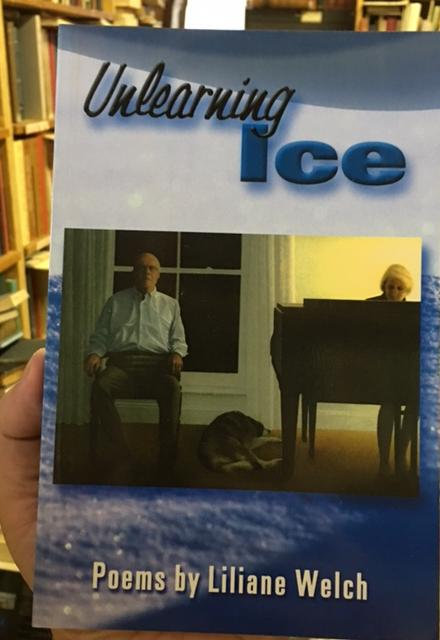 Image for Unlearning Ice. First Edition.